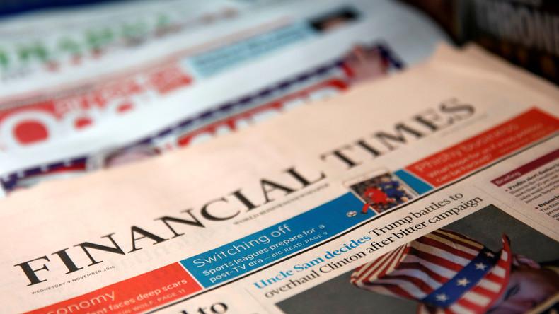 Financial Times berichtet von heimlichen Verhandlungen zwischen Russland und Syriens Opposition