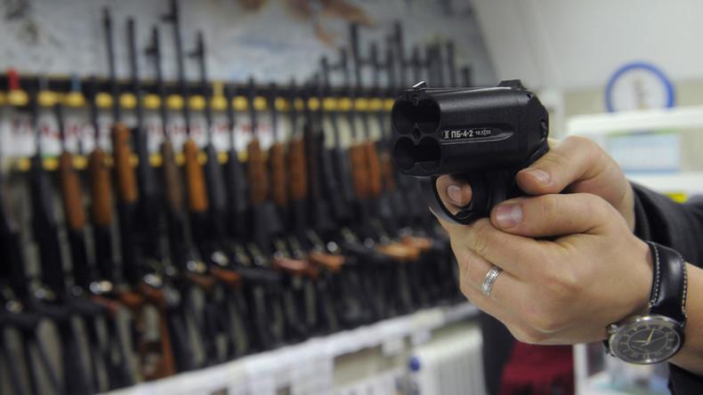 US-Polizei nutzt demnächst Pistolen aus russischer Produktion