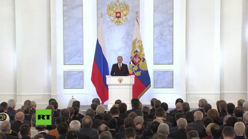 Putin: Eine globale Katastrophe muss verhindert werden - USA und Russland müssen zusammenarbeiten