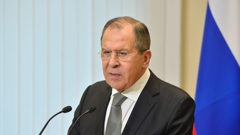 Lawrow und syrische Opposition bestätigen Friedensverhandlungen