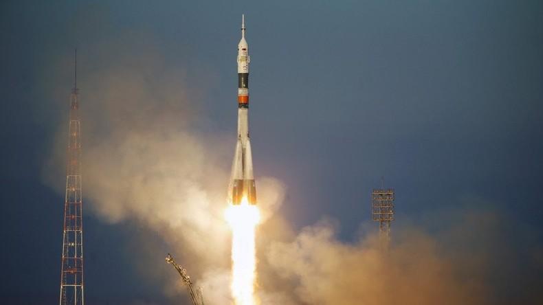 Russische Weltraumorganisation Roskosmos: Kontakt mit Raumfrachter Sojus MS-04 verloren