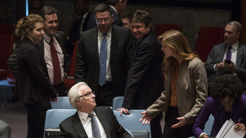"""""""Regimechange gescheitert"""" - Schlagabtausch zwischen Russland und USA im UN-Sicherheitsrat zu Aleppo"""