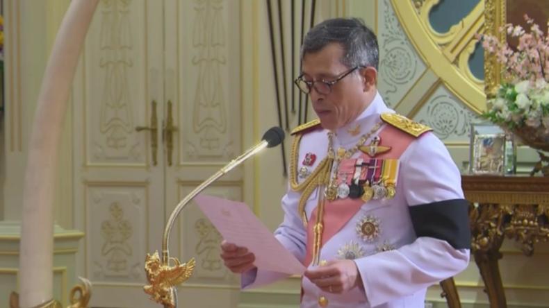 Thailand: Kronprinz Maha Vajiralongkorn zum König erklärt