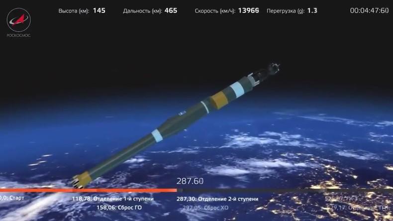 Roskosmos bestätigt: Russischer Progress-Raumfrachter ist über Südsibirien abgestürzt