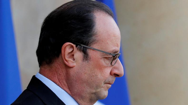 François Hollande wird nicht für zweite Amtszeit kandidieren