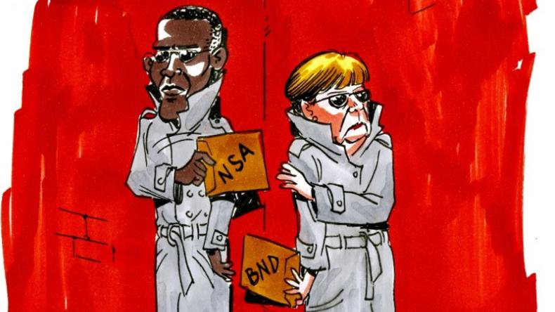WikiLeaks veröffentlicht Dokumente zur Kooperation deutscher Behörden mit der NSA