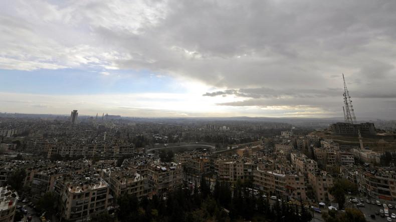 Verteidigungsministerium Russlands hat in Aleppo keine humanitäre Hilfe der UNO bemerkt