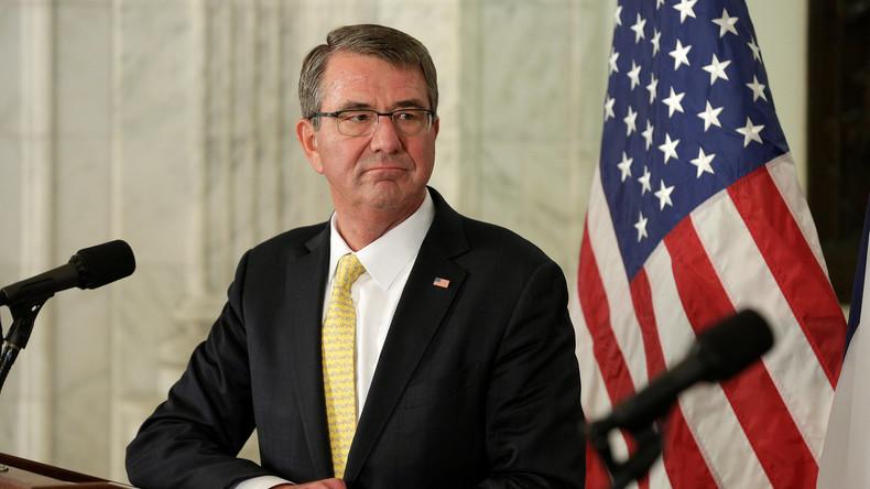 Pentagon-Chef begibt sich auf Kreuzfahrt rund um die Welt