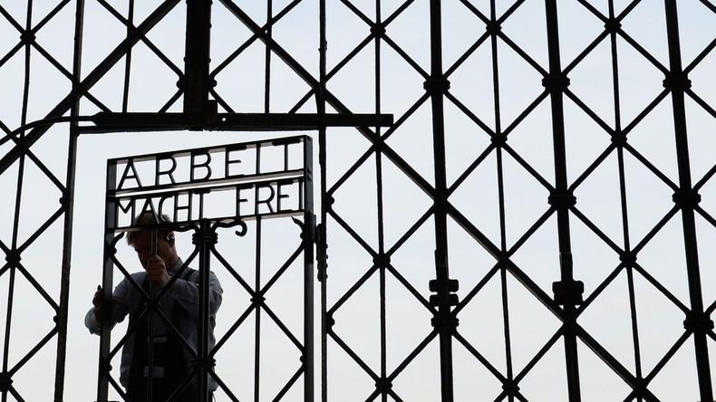 Verschwundenes Tor aus KZ Dachau in Norwegen sichergestellt