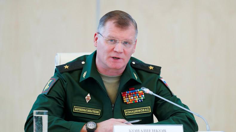 Russlands Militärbehörde verteidigt sich gegen Kritik aus Großbritannien