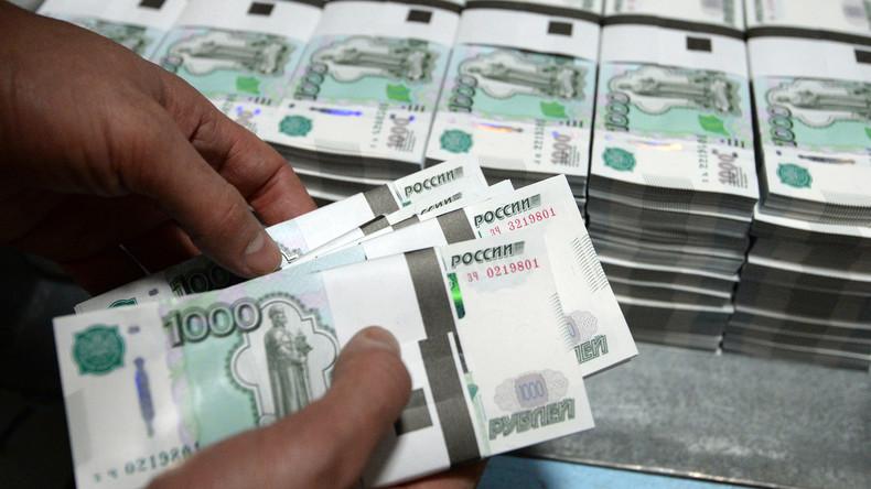 CNN: Hacker stehlen knapp 30 Millionen Euro aus Russlands Zentralbank