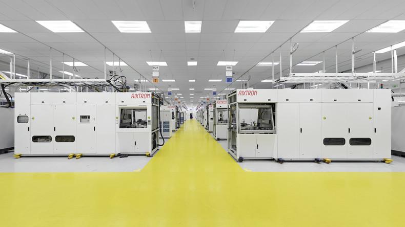 US-Veto: Chinesische Übernahme von deutschem Unternehmen geplatzt