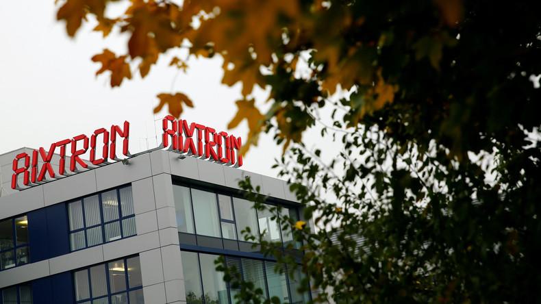 Deal geplatzt: US-Veto verhindert chinesische Übernahme von deutschem Unternehmen