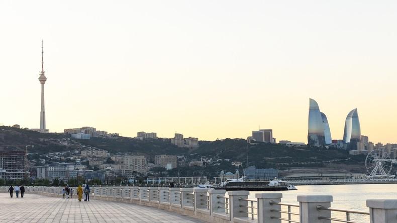 Aserbaidschans Geheimdienst vereitelt Selbstmordanschlag vor Einkaufszentrum in Baku