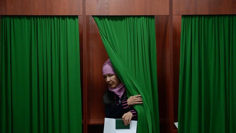 Usbekistan wählt einen neuen Staatschef
