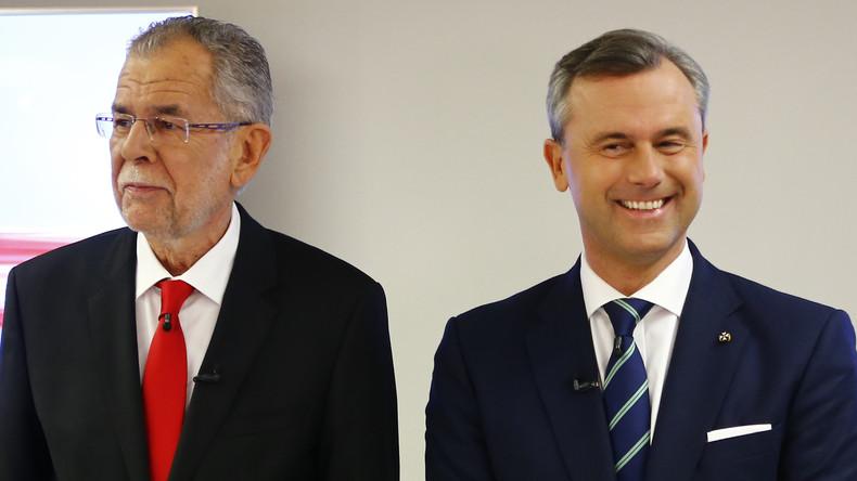 Österreich wählt Staatschef in Stichwahl
