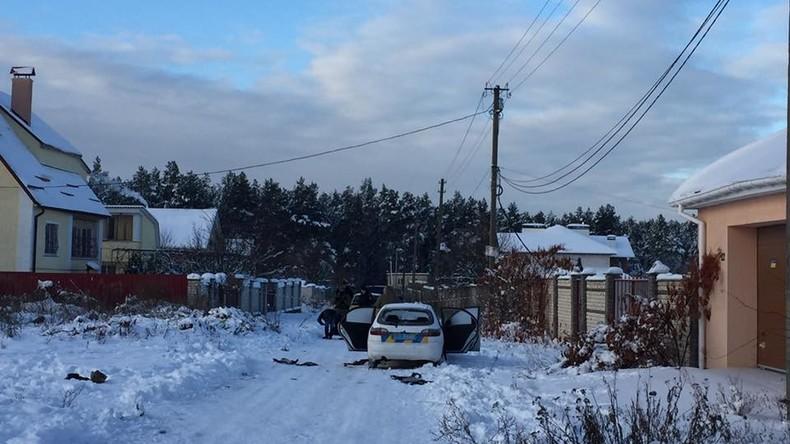 Kiew: Fünf Polizisten sterben im Eigenbeschuss