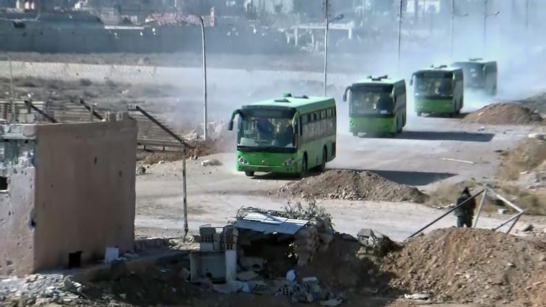 Syrische Regierung gibt rund 2.500 Rebellen und Dschihadisten innerhalb einer Woche Amnestie