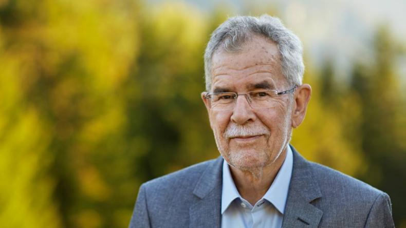 Österreich: Alexander Van der Bellen wird neuer Bundespräsident