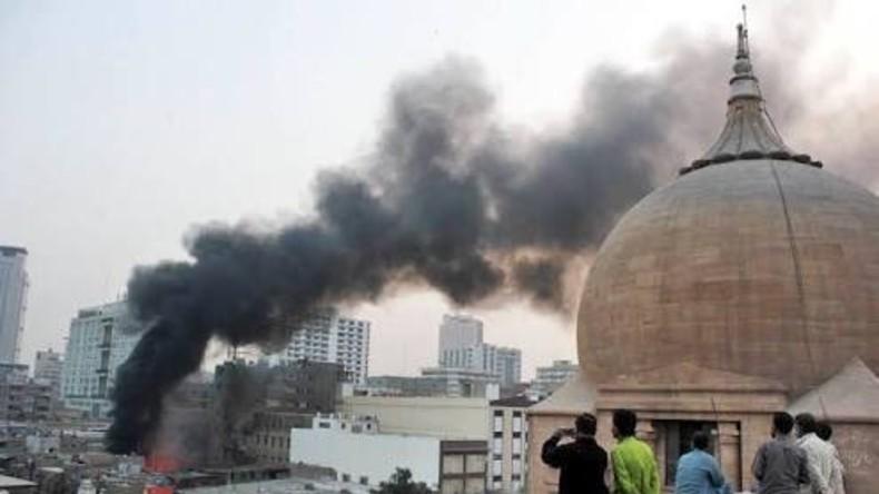 Pakistan: Großbrand im Hotel – Mindestens elf Tote, 70 Verletzte