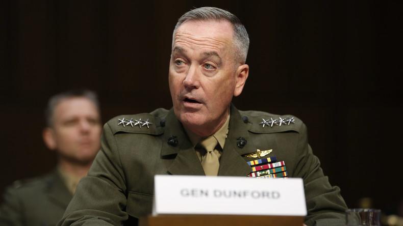 Pentagon wird seine Anti-IS-Strategie auf Bitte von Trump überprüfen