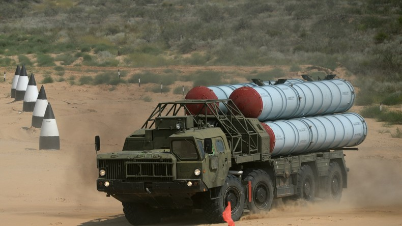 Russisches Verteidigungsministerium: S-300-Division in Syrien stationiert
