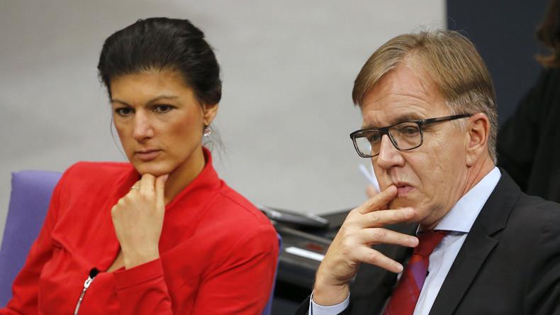 Spitzenduo der Linkspartei für Bundestagswahl steht fest