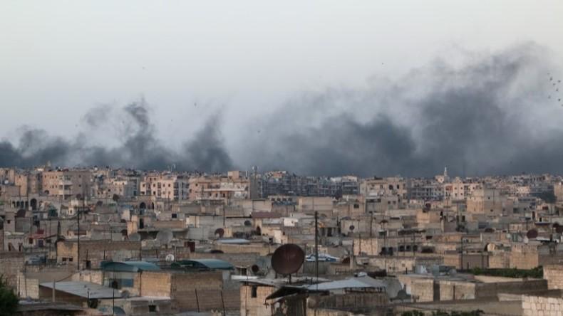 Aleppo: Terroristen beschießen russisches Lazarett - 2 Ärzte getötet, Zivilisten verletzt