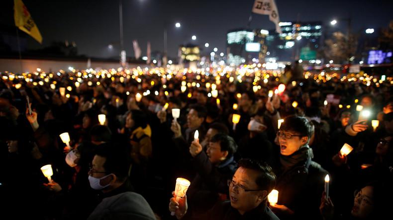 Südkorea: Entscheidung über Verfahren zur Amtsenthebung von Präsidentin Park Geun-hye