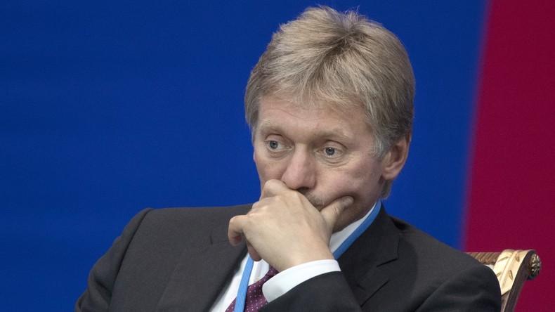 Dmitri Peskow kommentiert möglichen Rücktritt von Matteo Renzi