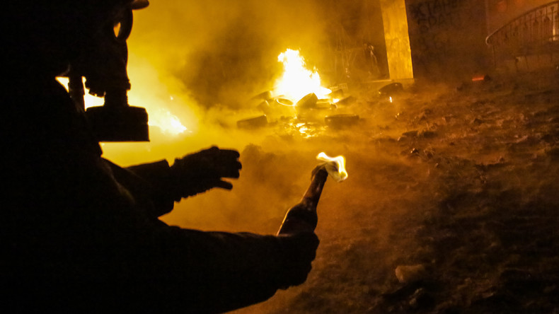 """Angeklagt: """"Euromaidan"""" vor Gericht"""