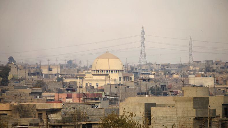 Irakische Anti-Terror-Behörde: IS-Erdölminister in Mossul getötet