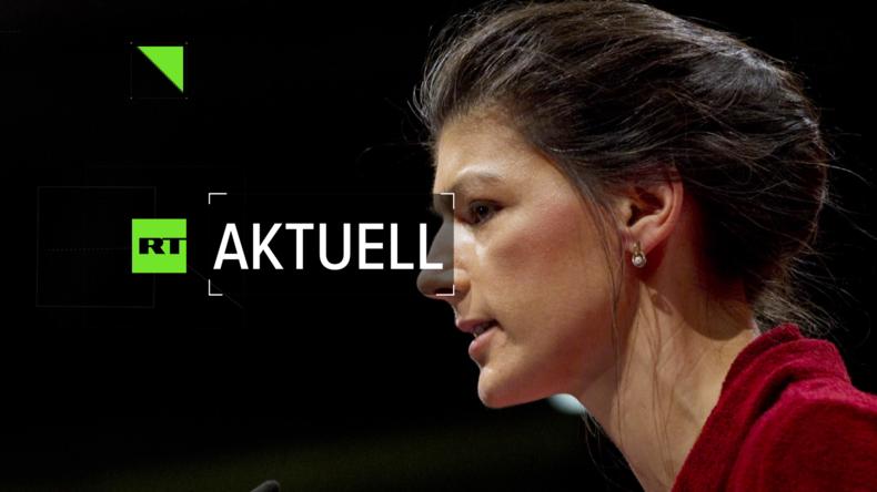 """""""Merkel hat versagt"""" - Das große RT-Interview mit Sahra Wagenknecht"""