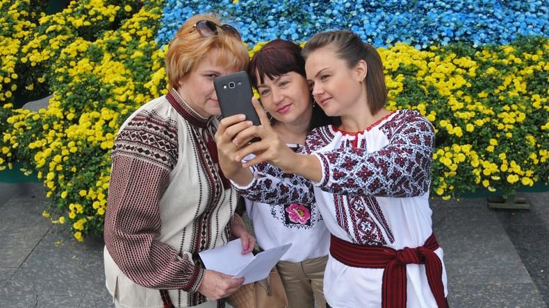 Umfrage: Die meisten Russen sind für unabhängige Ukraine - aber gute Nachbarschaft