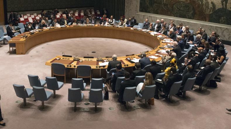 """Britischer UN-Vertreter nach Resolution: """"China stellt sich auf die Seite Russlands und Assads"""""""