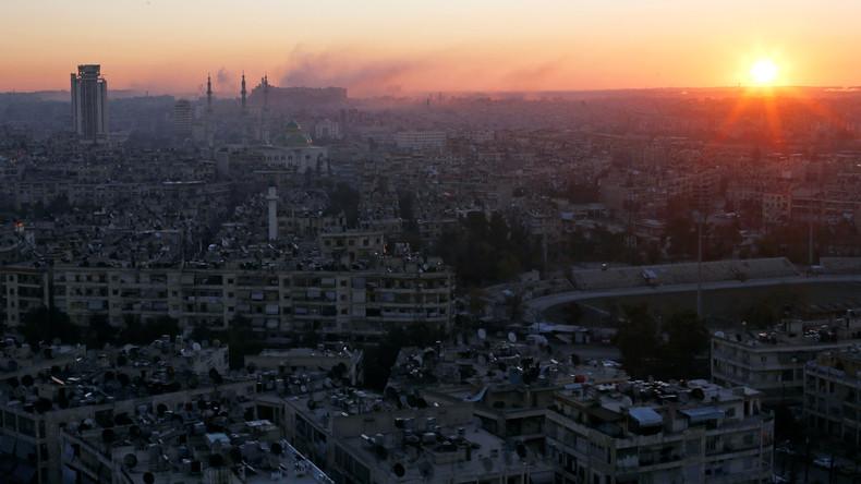 Syrische Armee befreit weitere fünf Viertel in Ost-Aleppo von Terroristen