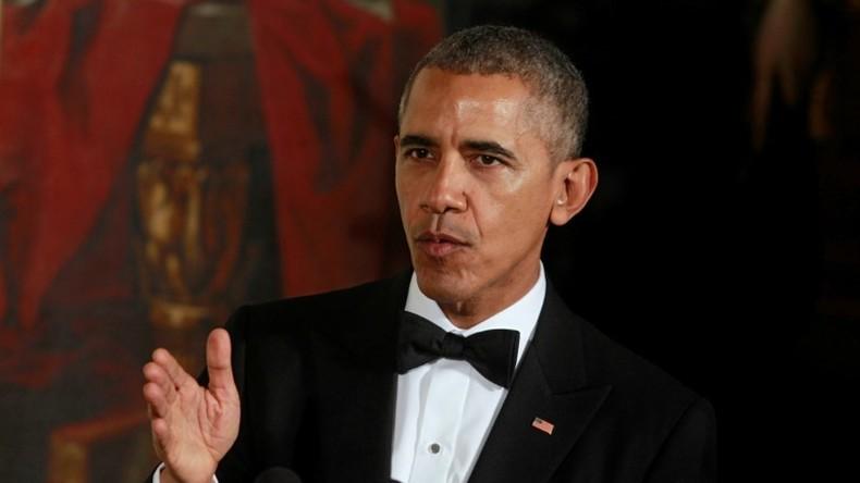 Barack Obama: Fehler der USA von 2003 trug zur Gründung des IS bei