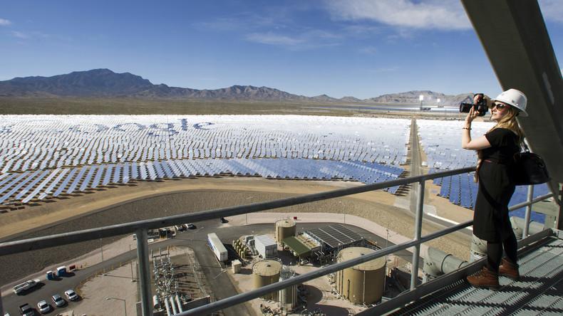 Google steigt auf alternative Energie um