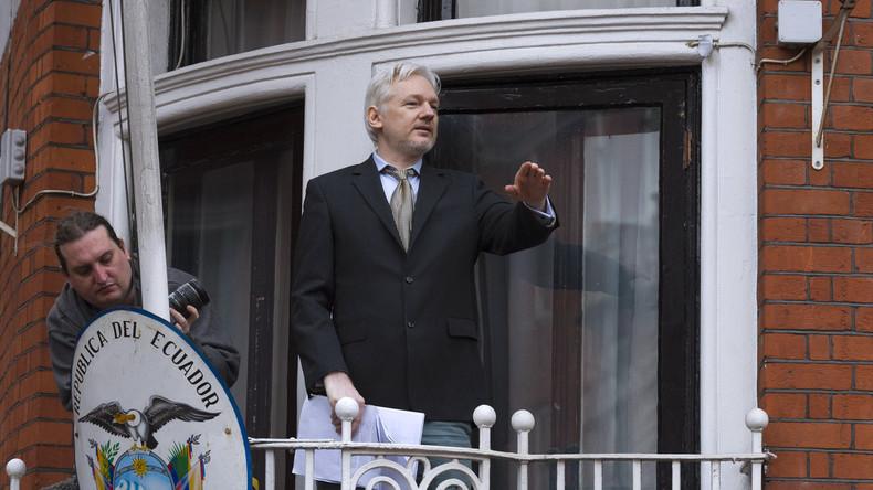 Assange veröffentlicht Aussage zu Vergewaltigungsvorwürfen