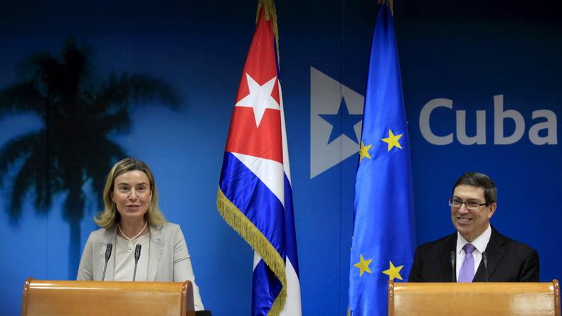 Ende der Ausgrenzung? - EU normalisiert Beziehungen zu Kuba