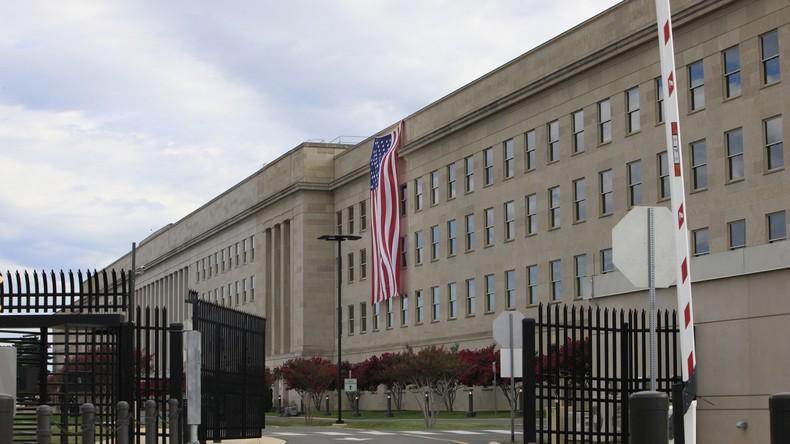 Pentagon lässt internen Bericht über Korruption verschwinden
