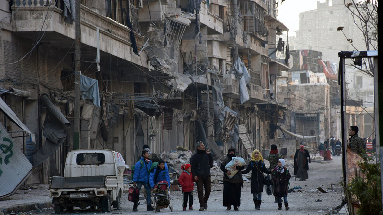 Syrische Streitkräfte erobern 70 Prozent von Ost-Aleppo zurück