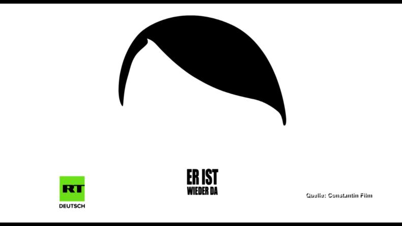 """""""Er ist wieder da"""" – Adolf Hitler in Moskau: Darf man über den Massenmörder lachen?"""