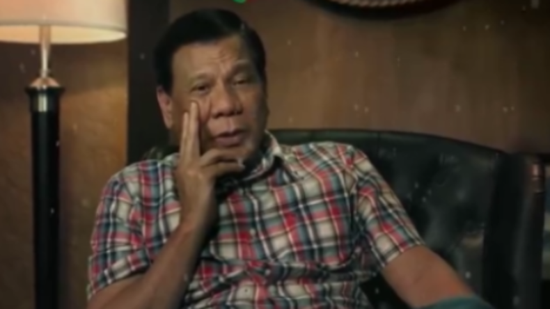 """Dutertes Weihnachtsgruß: """"Frohe Weihnachten ihr Drogendealer, Diebe und korrupten Verbrecher"""""""