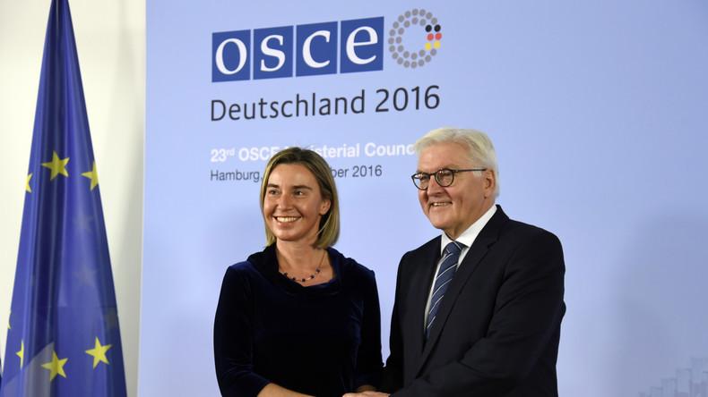 Konferenz in Krisenzeiten: RT Deutsch berichtet vom OSZE Treffen in Hamburg