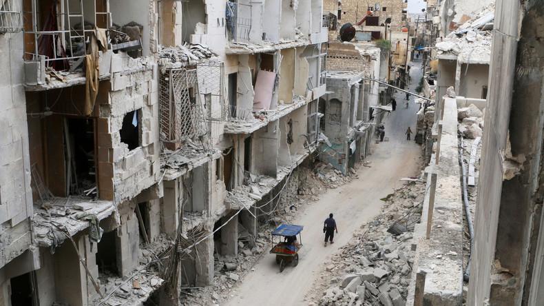 Al-Nusra-Kämpfer bereiten sich auf Evakuierung aus Aleppo vor