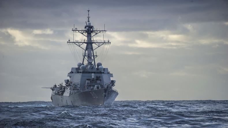 US-Marine-Vorsitzender: Wir bauen unsere Militärpräsenz im Schwarzen Meer gegen Russland aus