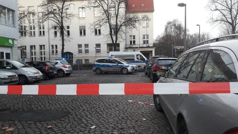Amok-Alarm: Berliner Polizei ordnet Schulevakuierung an