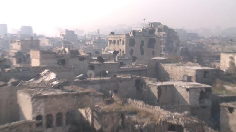 Live: Syrisch Arabische Armee beginnt letzte Stufe der Ost-Aleppo-Offensive