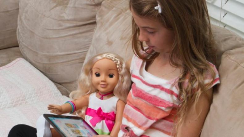 Achtung beim Weihnachtseinkauf: Spielzeug hört mit!